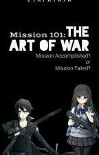 Mission 101 (HIATUS) by EyaaPatata