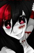 La hermana de jeff the killer by eyelessalex