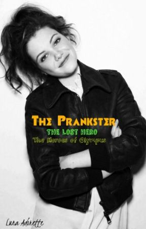The Prankster by -solitadore