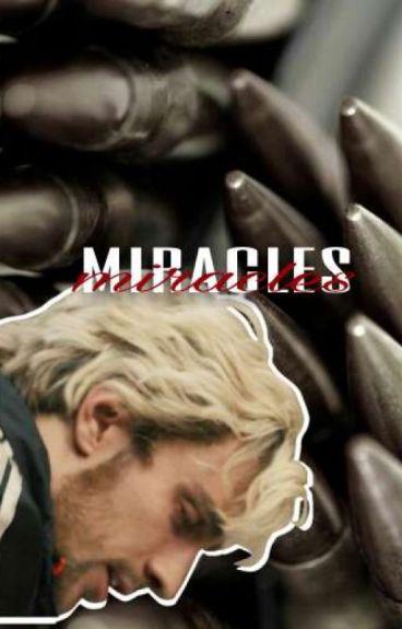No solo milagros || Pietro Maximoff / Quicksilver