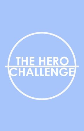 The Hero Challenge by thecomicmovement