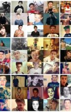 Magcon Imagines by Nicaa_17