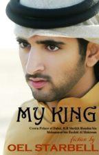 My King (Crown Prince Hamdan bin Mohammed bin Rashid Al Maktoum) by OELSTARBELL