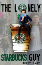 The lonely Starbucks guy L. S. Mpreg  by indiloveslarry