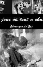 Le jour où tout a changé. (Relation prof/eleve) by La-Noisette