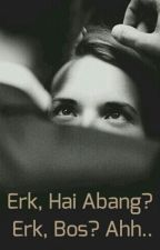 Erk, Hai Abang? Erk, Bos? Ahh.. by qashqie