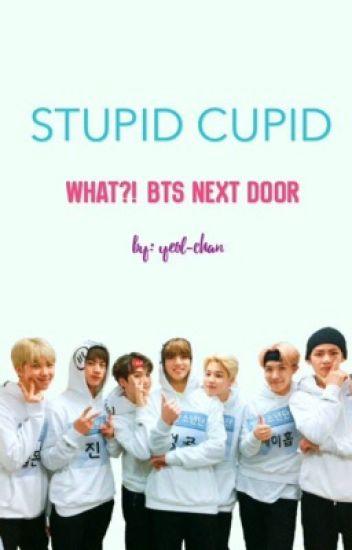 Stupid Cupid [BTS fanfic]
