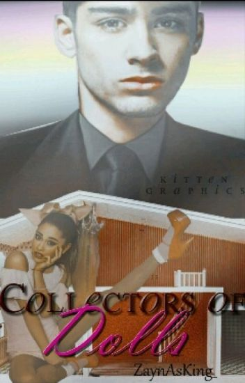 Collectors of Dolls. [z.m.] #wattys2017