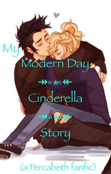 My Modern Day Cinderella Story (Percabeth)