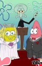 SpongeBob x Patrick by Doop12