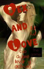SEX* And LOVE [The Game] (Creepypastas x Reader) by YukariKuroneko