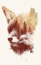 The Lone Fox by NavinSkala