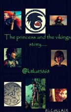 The princess and the vikings' story... by kat-flynn