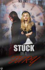 Stuck in a fury - #WATAwards by yaix93