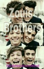 Zouis Brothers (on going) by RainbowColouredMind