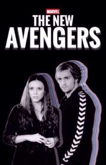The New Avengers - Sherex Studios - Wattpad
