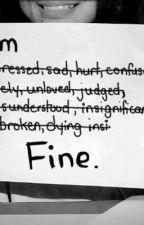 Depressed Poems by missmsig