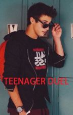 Teenager Duel by Princesse_Skateuse