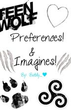 Teen Wolf Preferences and Imagines by mythicalargent