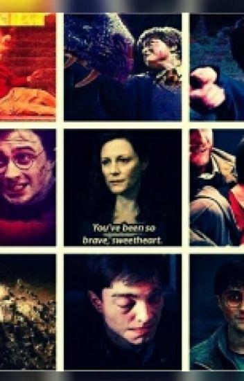 Leyendo Harry Potter en el GC