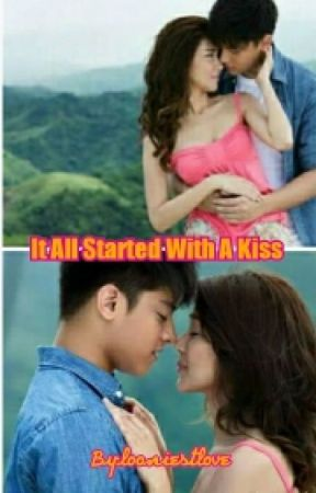It ALL Started With A Kiss (KN FanFic) COMPLETED by looniestlove