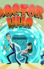 DoctorWho: Gravity Will Falls by xxbencoolgamerxx