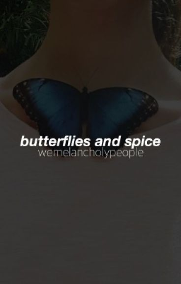 butterflies and spice ➵ kagamine.l + r