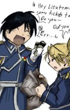 FMA Character Lines Vol 2. Pickup Lines by LingFan_Is_Bae_2015