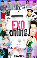 EXO ONLINE !¡ by lehndah