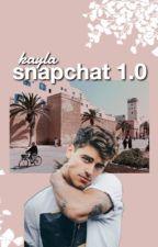 snapchat 1.0✿ jack gilinsky au [completed] by juicycameronn