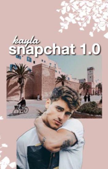 snapchat 1.0✿ jack gilinsky au [completed]