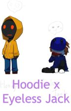 Mister (Hoodie x Eyeless Jack) by Jello44