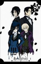 The Queen's Jewel Reader x Black Butler Various by Melaniethegreat12