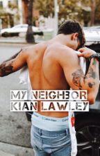 My neighbor Kian Lawley by glowpiiink