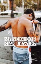 My neighbor Kian Lawley by glowpiiink