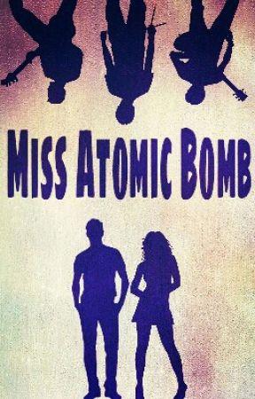 Miss Atomic Bomb by Freya_Evans