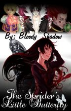 The Spider's Little Butterfly (HxH fanfic) {Hisoka} by Bloody_Shadow