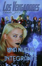 Los Vengadores.Una nueva integrante.[Editando] #MarvelAwards by Clawdia_2001
