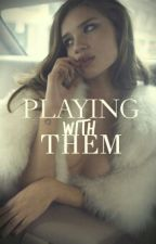 Playing with them (Coming soon) by MomentsofCookies
