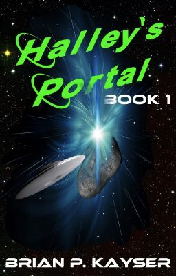 Halley's Portal - Book One