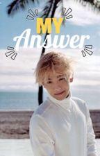My Answer(Exo Baekhyun FF) by jadaautumn