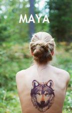 MAYA (Watty Awards 2011) by CKsback