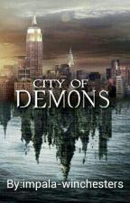 City of Demons by PhantasticWhisks