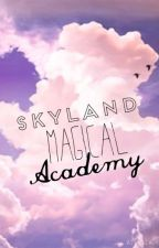 Skyland Magical Academy by philshearts