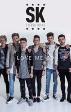 Stereo kicks preferences/imagines by YoutubersAreCool