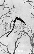 La Mort a ses atouts (Pause)  by WolfgirlMeg