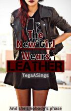 The New Girl Wears Leather by tega_aror
