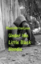 Under the Little Black Hoodie by PotterWorks