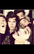 DIRTY One Direction Imagine ;) by nanana_lalala
