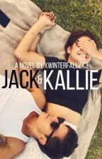 Jack and Kallie by xWinterFallzx3
